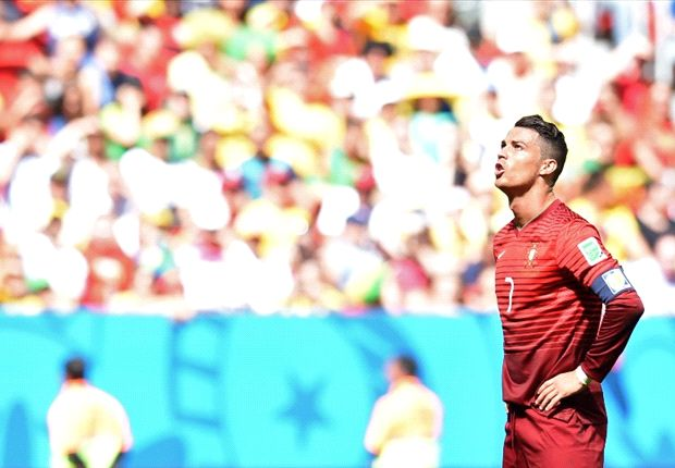 Ronaldo statistically World Cup's worst forward