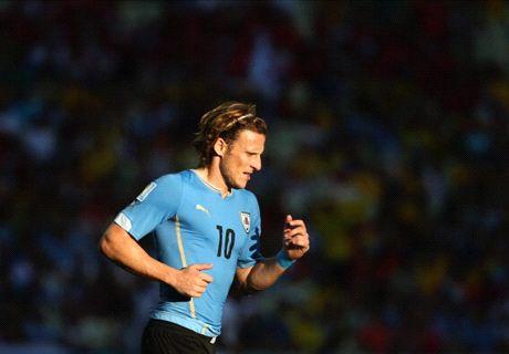 Forlán sueña con la Copa América 2015