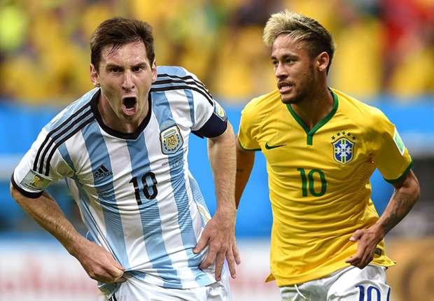 Gehören zu den Topfavoriten auf den WM-Titel: Lionel Messi und Neymar