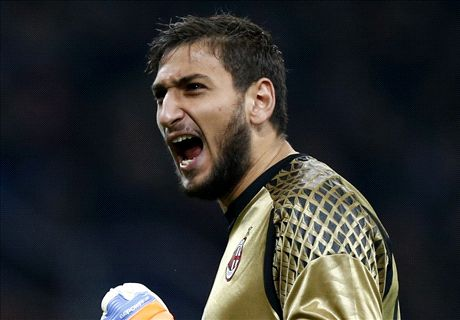 RUMOURS: City's €150m Donnarumma bid