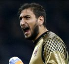 DONNARUMMA: And Italy's greats at 18