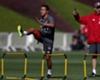 Thiago Cedera Hamstring