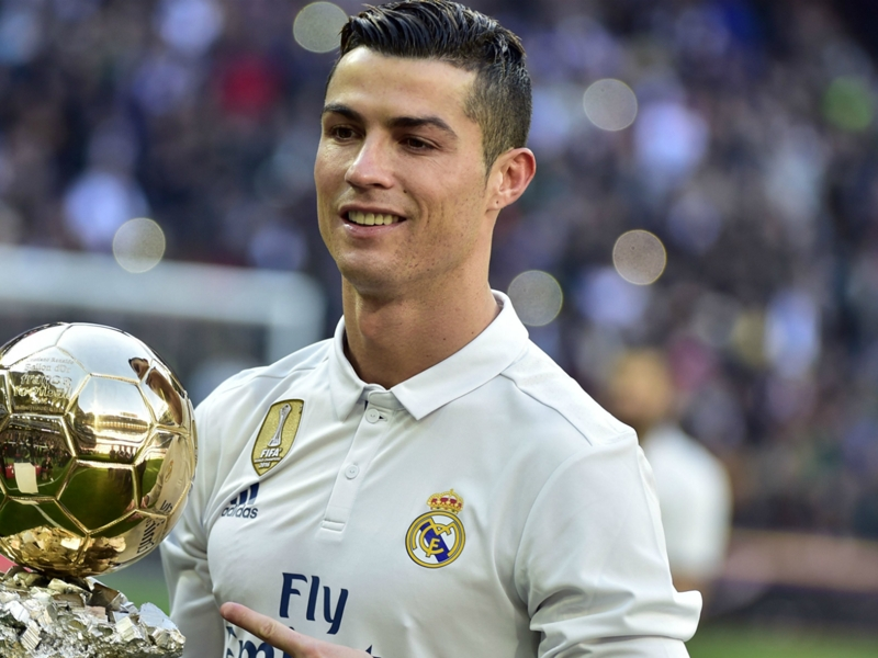 "OPINION - Cristiano Ronaldo, un ""produit"" qui s'est fait tout seul"