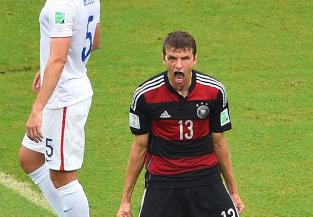 USA 0-1 Germany: Muller makes the difference for die Mannschaft