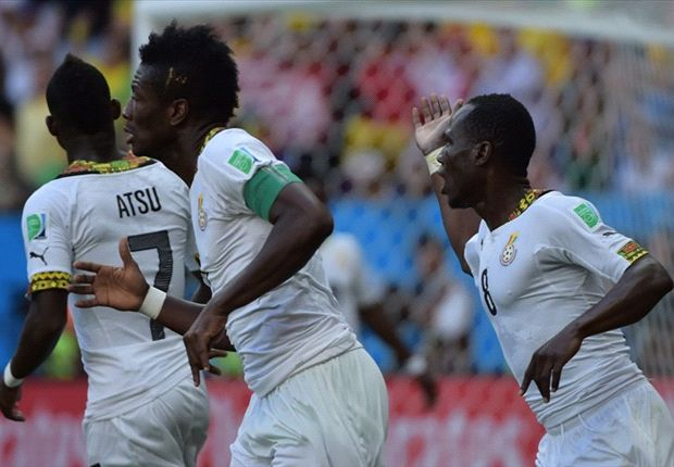 Gyan becomes leading African goalscorer in World Cup history