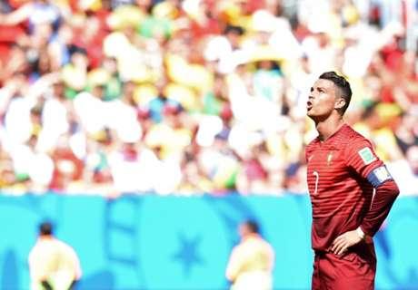 포르투갈 '호날두, 쉬어라' 대표팀 제외