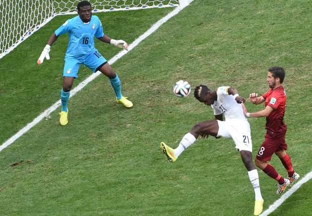 Portugal 2-1 Ghana: Seleccao crash out despite win