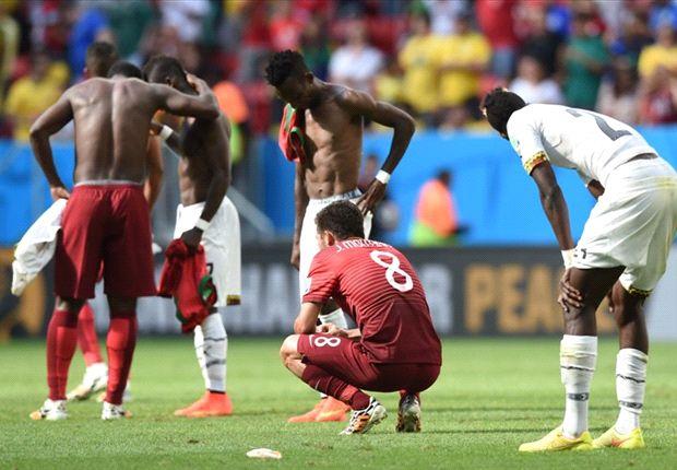 Beleaguered Ghana slip in Fifa ranking