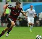 'Forget Messi - kids should copy Muller'