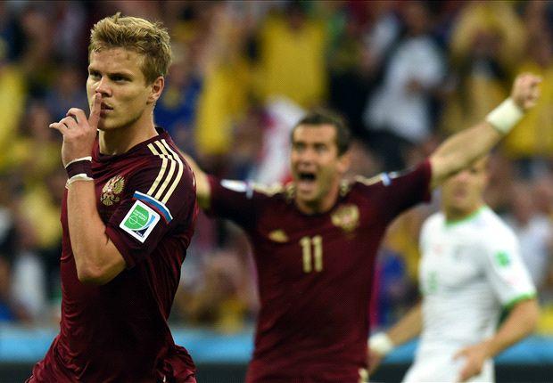 Suède 1-1 Russie : La Russie prend un point précieux