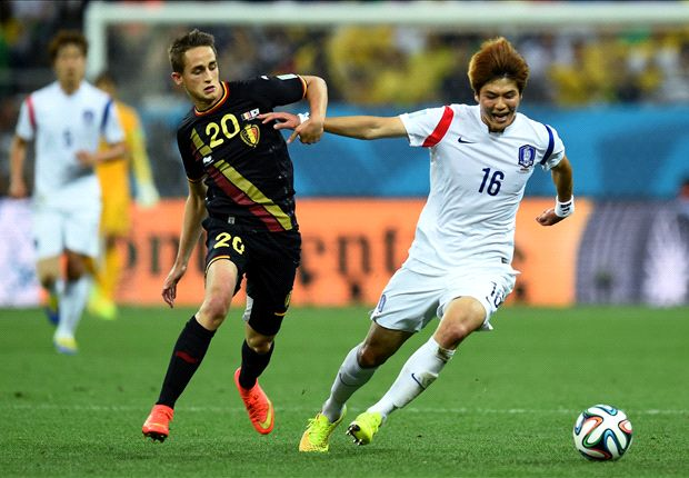 South Korea 0-1 Belgium: Vertonghen strike seals top spot