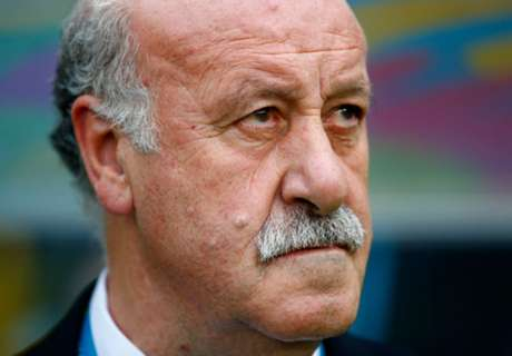 Del Bosque hails Costa