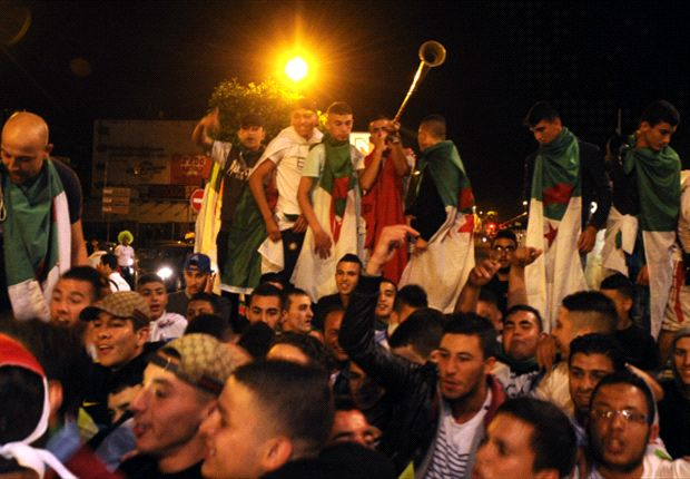France clamps down on Algeria flags