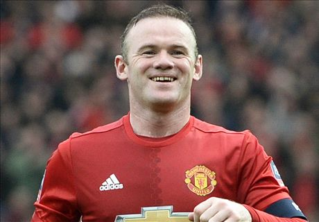 Record-breaker Rooney given the boot