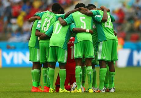 Tough decisions for Nigeria boss Keshi