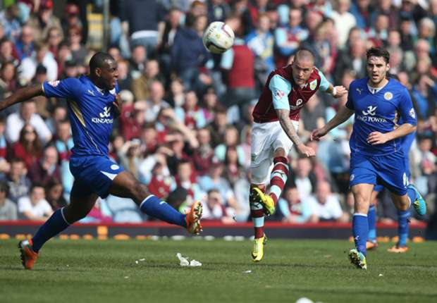 Kightly completes Burnley move