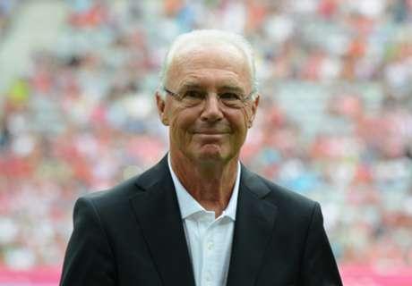 Beckenbauer kritisiert den FC Bayern