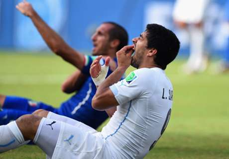 Suarez: I thought I'd ruined my career