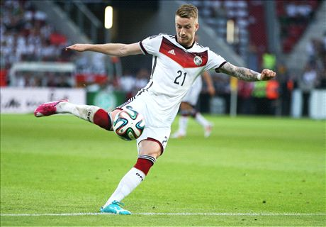 Reus & Gomez make Germany return