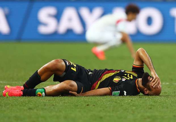 Belgium rocked by Vanden Borre loss