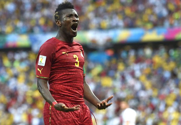 'Honoured' Gyan ecstatic over Goal 50 inclusion