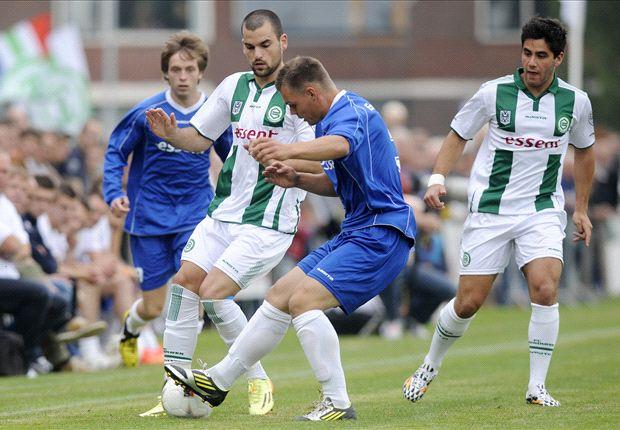 Nieuwe aanvallers Groningen vinden het net