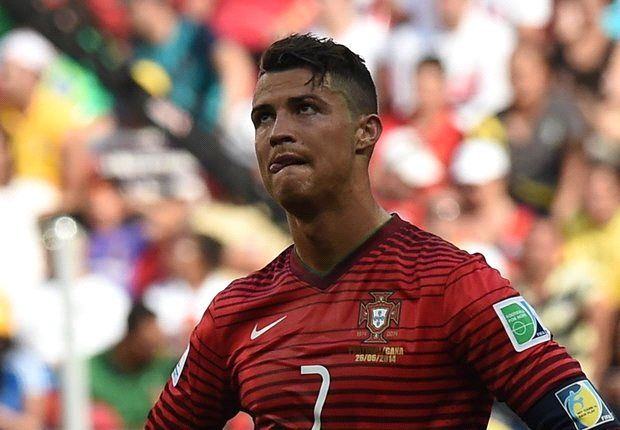 Quaresma: Pressure on Ronaldo prompted Portugal's World Cup failure