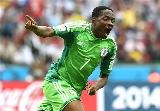 Goal Nigeria Player of the Year Nominee: Ahmed Musa