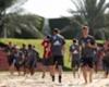 FCB: Viele Fortschritte und ein Ausfall
