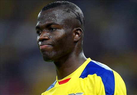 West Ham confirm Enner Valencia deal