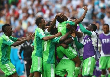 VIDEO: Levantan la sanción de Nigeria