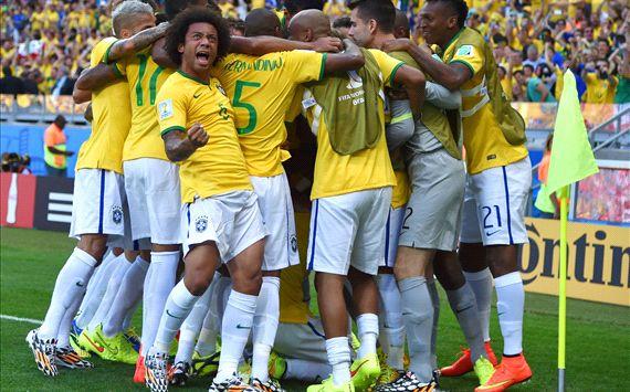 Marcelo Brazil 2014 World Cup