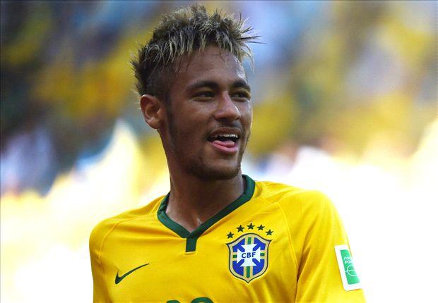 Neymar: Brazil must overshadow in-form James
