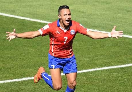 Galería: Las estrellas de la Copa América