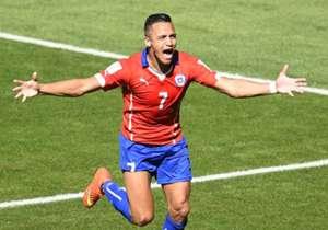 Chile - Alexis Sánchez