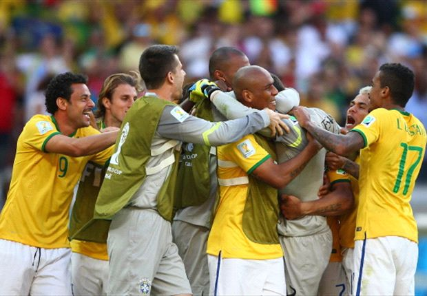 Brazil struggle to convince but Chile win has mark of champions