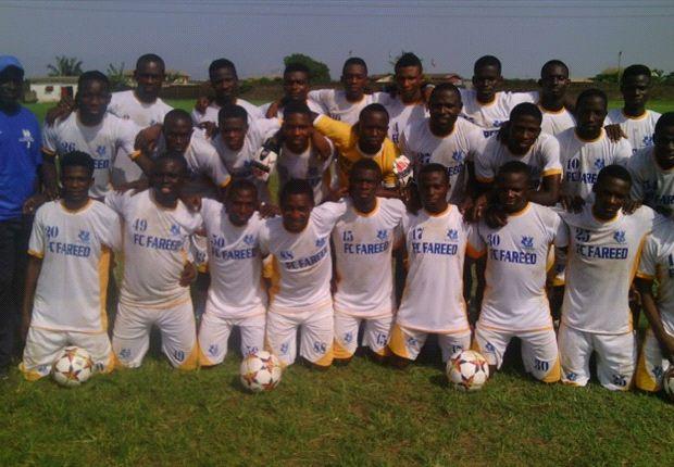 Fareed dream big for Nigerian youths