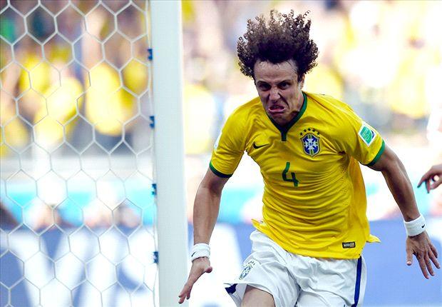 Luiz: Brazil's World Cup 'war' not over yet