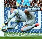 Brasil sintió la presión