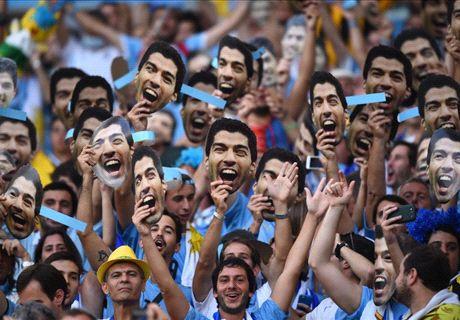 FIFA inconsistent in Suarez decision