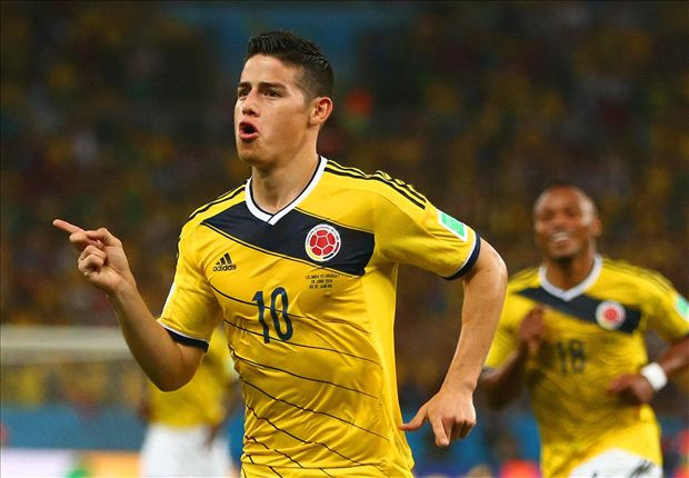 James: Colombia making history
