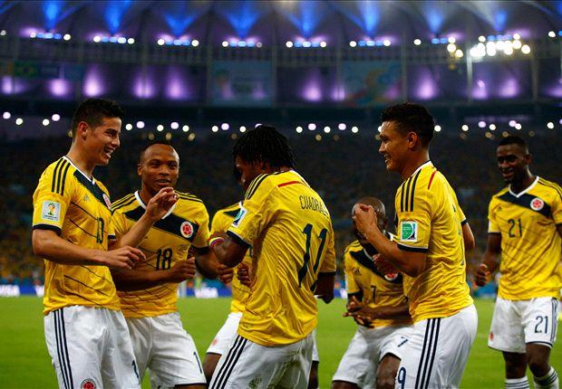 Colombia ya está en cuartos de final