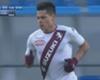 Iturbe debutó con Torino