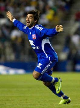 Marco Estrada - Universidad de Chile (Mexsport)