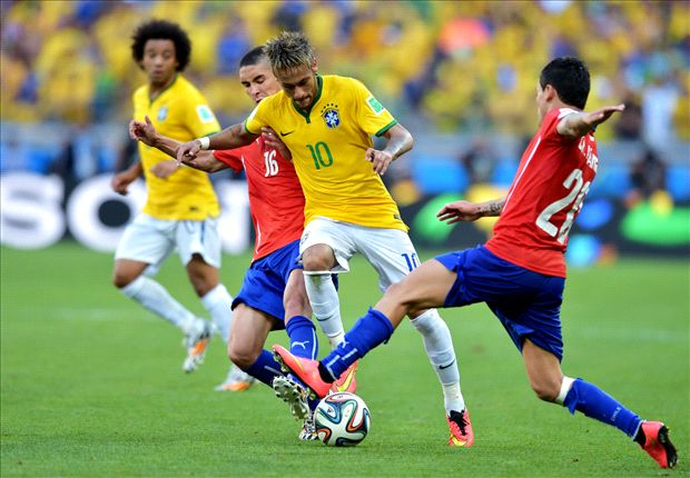 Huge enhanced odds: Back Brazil at 4/1, the draw at 9/1 or Colombia at 12/1