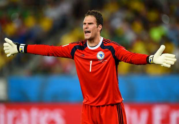 Begovic expects Stoke stay despite Real Madrid rumours