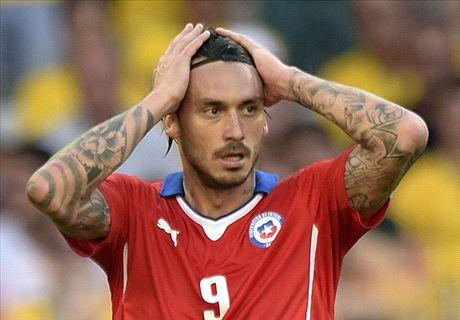 Pinilla: Paiva worse than Suarez