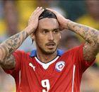 Chili wil onderzoek naar 'klap' Pinilla