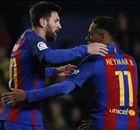 Messi en Iniesta houden Barça boven water