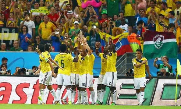 Adrian Ramos not 'afraid' of Brazil